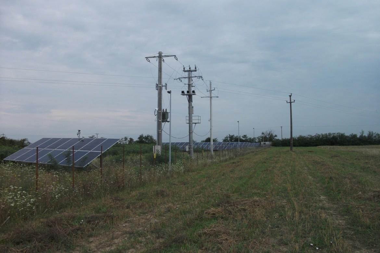 Centrala electrica fototovoltaica 120KW Judetul Satu Mare