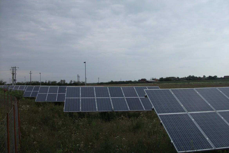 Centrala electrica fotovoltaica Ruseni