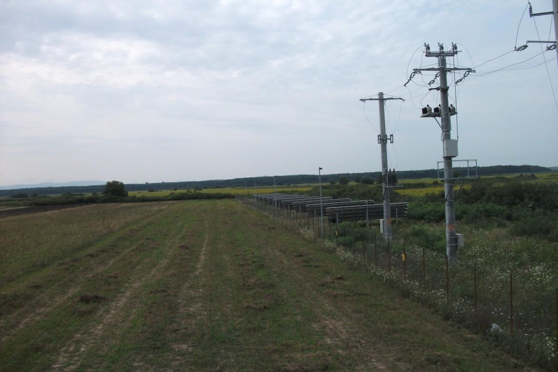 Centrala Fotovoltaica 120KW Jud. Satu Mare