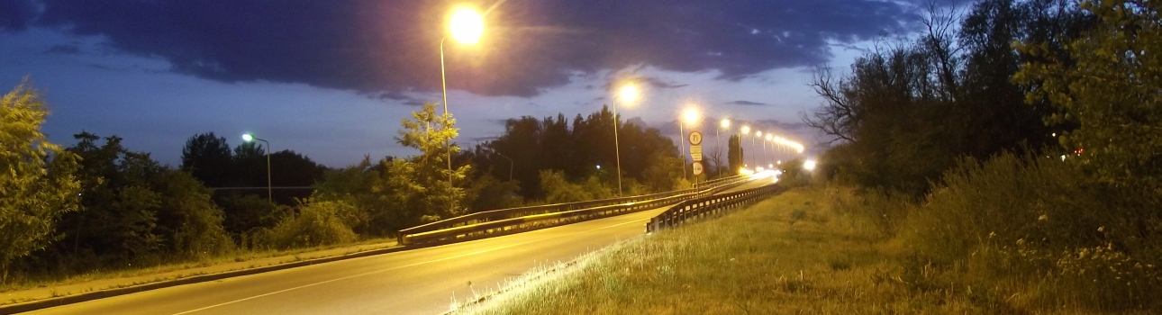 Instalatie electrica de iluminat public pasaj cale ferata in Municipiul Satu Mare Strada Fabricii